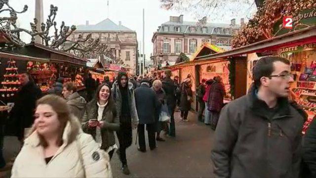 Strasbourg : dans les coulisses du marché