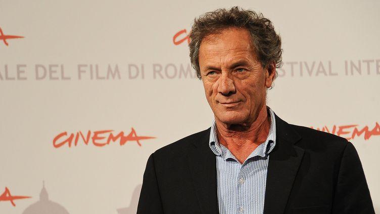 Le réalisateur Mohammed Bakri en 2010  (ANDREAS SOLARO / AFP)