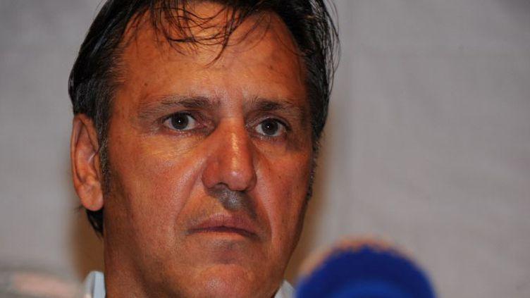 Jean-René Bernaudeau, d'Europcar à Direct Energie (PASCAL PAVANI / AFP)