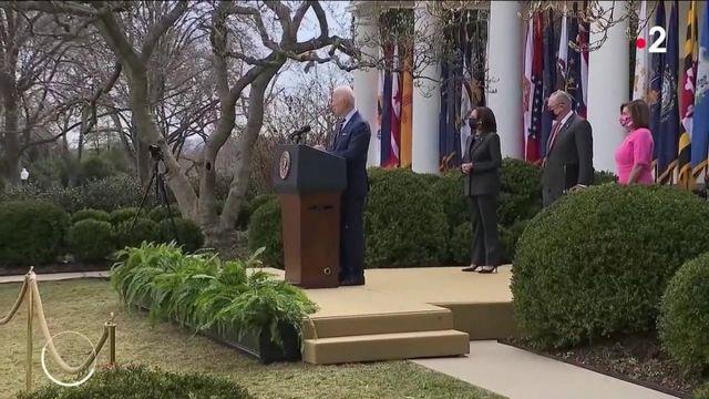 Joe Biden prévoit un plan de 2 000 milliards de dollars pour relancer l'économie américaine