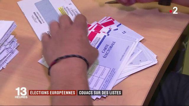 Élections européennes : des problèmes sur les listes électorales