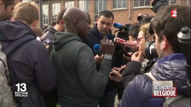 Attaques de Bruxelles : le témoignage d'un employé en charge de la sécurité des bagages à l'aéroport