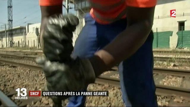 SNCF : questions après la panne qui a paralysé la Gare Montparnasse