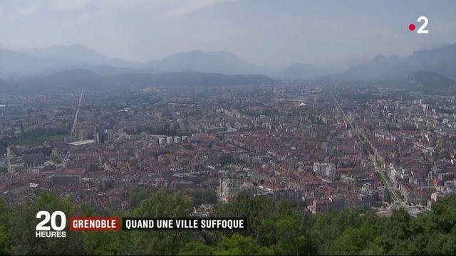 Grenoble : la canicule paralyse la vie quotidienne