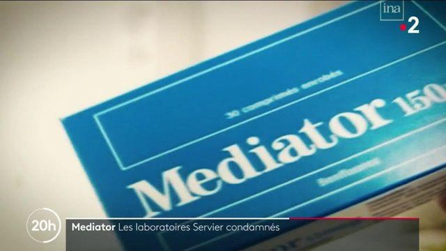 Mediator : les laboratoires Servier et son ex-numéro 2 condamnés