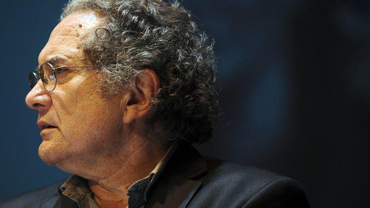 L'écrivain argentin Ricardo Piglia, août 2011  (Leo RAMIREZ / AFP)