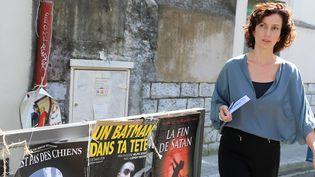 La ministre Audrey Azoulay à Avignon le 8 juillet 2016.  (Patrick Roux/PHOTOPQR/LE DAUPHINE/MAXPPP)