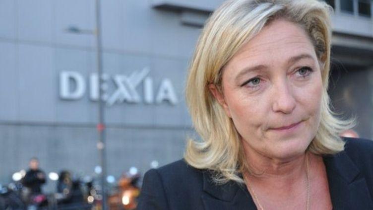 Marine Le Pen (Zaer BELKALAI / citizenside.com)