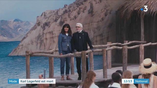 Mode : Karl Lagerfeld est mort