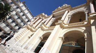 L'Opéra de Toulon  (PHOTOPQR/NICE MATIN)