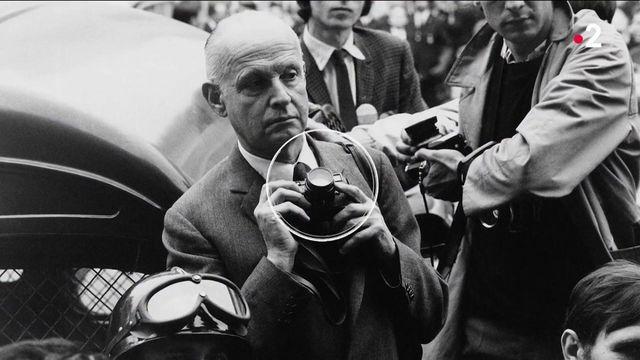 Exposition : Henri Cartier Bresson, grand photographe français du XXe siècle