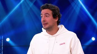 Maxime Gasteuil (FRANCE 3)