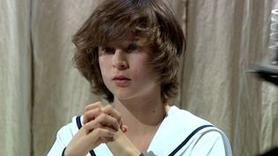 """Le jeune Tadzio dans """"Mort à Venise"""" de Thomas Ostermeier  (France3/Culturebox)"""