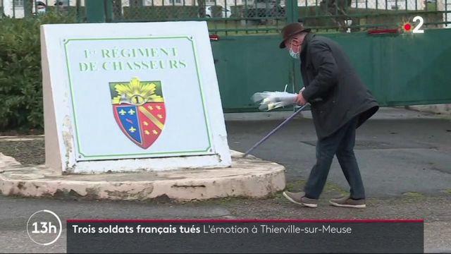 Militaires français tués au Mali : à Thierville-sur-Meuse, l'émotion est palpable