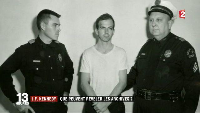 JFK : que peuvent révéler les archives ?