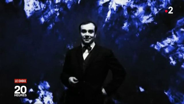 Le choix du 20 heures : le bleu Klein