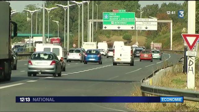 Autoroutes : nouvelle hausse des tarifs aux péages pour financer les travaux du réseau