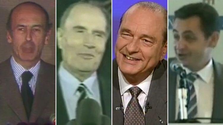 Face à Valéry Giscard d'Estaing, François Mitterrand ouNicolas Sarkozy, Jacques Chirac a sans doute été le meilleur anglophone de ces quatre présidents. (FTVI)