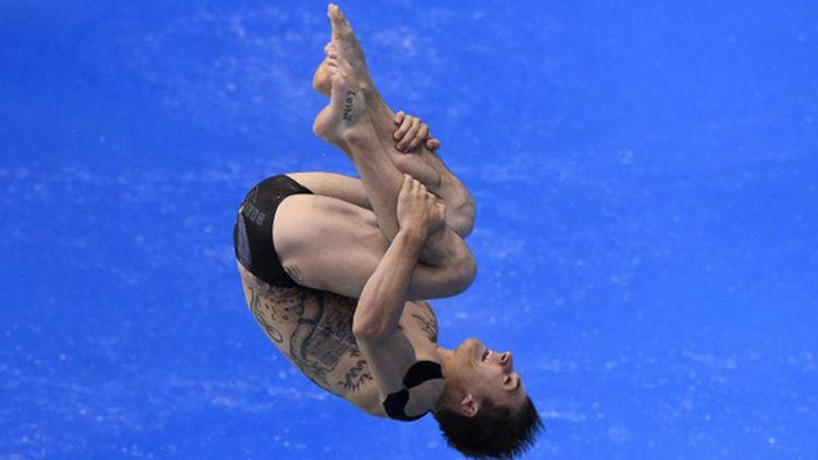 Matthieu Rosset (TOBIAS SCHWARZ / AFP)