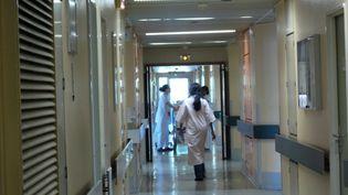 L'hôpital Robert-Ballanger à Aulnay-sous-Bois (Seine-Saint-Denis), le 18 mai 2011. (MAXPPP)