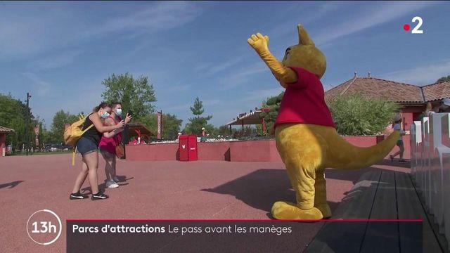 Pass sanitaire : sa mise en pratique dans les parcs d'attractions