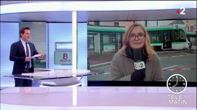 Hauts-de-Seine : une dizaine de blessés à la suite d'une collision entre deux tramways à Issy-les-Moulineaux