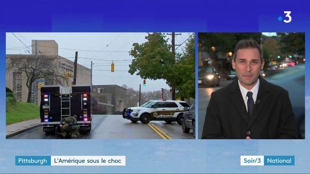Attaque de Pittsburgh : l'Amérique sous le choc