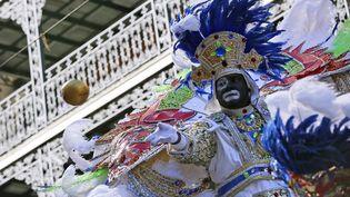 Mardi-Gras à la Nouvelle-Orléans, en Louisiane. (JONATHAN BACHMAN / GETTY IMAGES NORTH AMERICA)