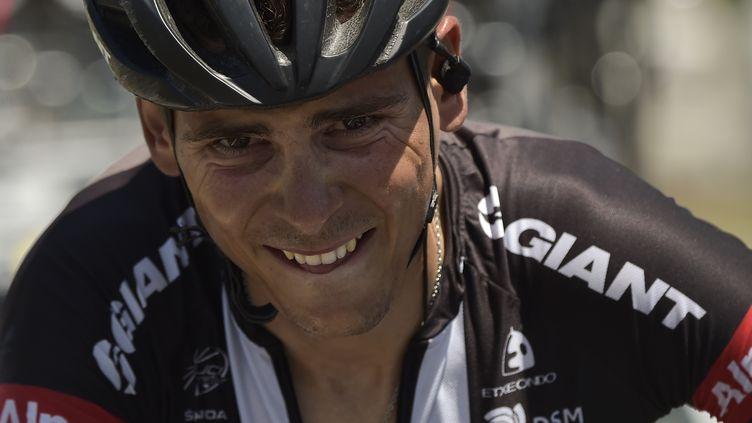 Warren Barguil (LIONEL BONAVENTURE / AFP)