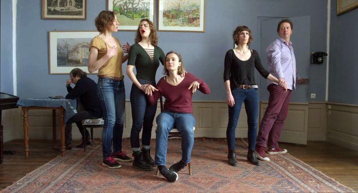 """""""Nos vies formidables"""" de Fabienne Godet  (Le Bureau Films)"""