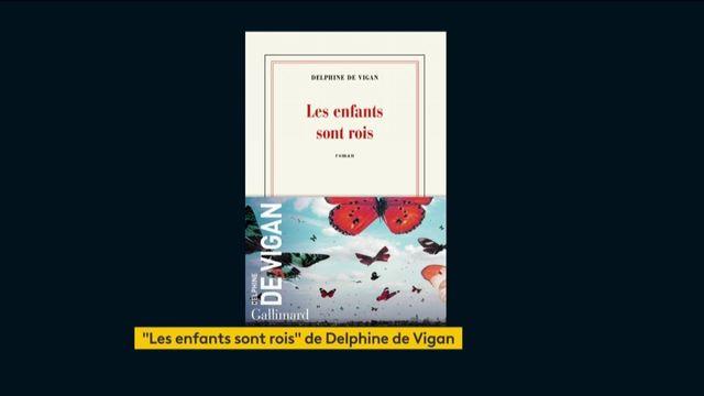 """Culture : """"les enfants sont rois"""", une dystopie signée Delphine de Vigan"""