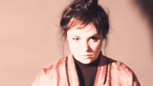 La chanteuse Hoshi (France 3)