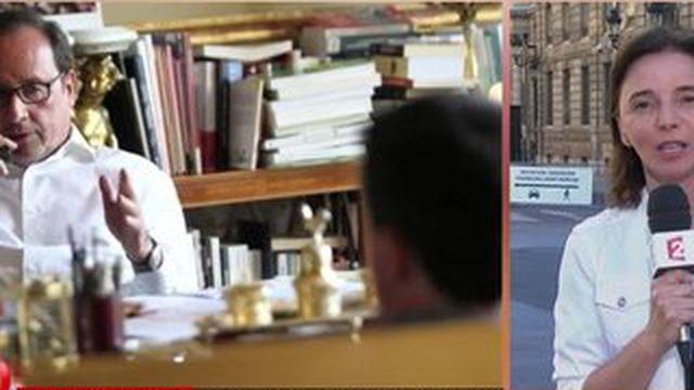 François Hollande et son rôle dans le dossier grec