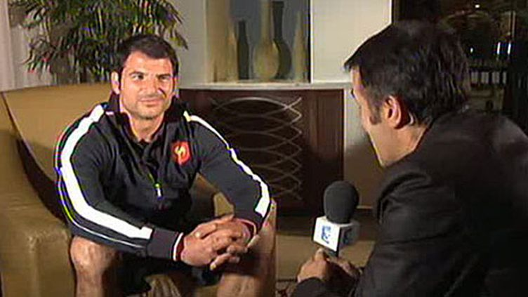 Marc Lièvremont interview