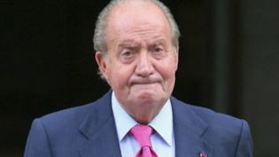 Espagne : soupçonné de corruption, l'ancien roi Juan Carlos veut quitter le pays (FRANCE 2)