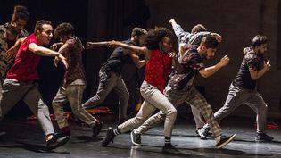 """""""Danser Casa"""" à Suresnes Cités Danse  (Michel Cavalda)"""