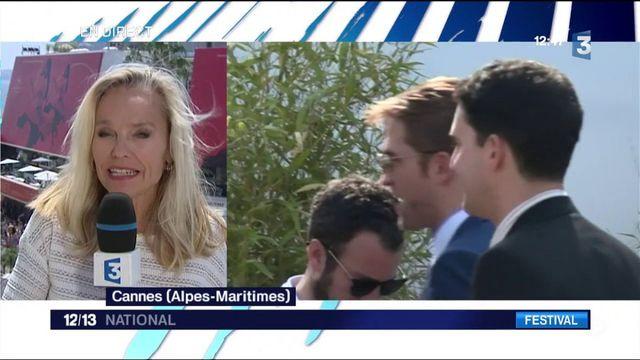 Festival de Cannes : Robert Pattinson affole la croisette