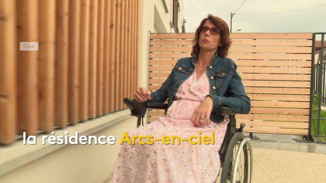 Arcs-en-ciel, une résidence qui rétablit le vivre ensemble entre valides et handicapés