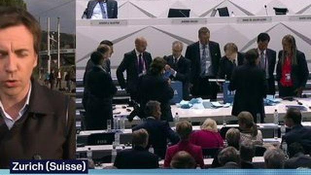 Sepp Blatter, reconduit à la tête de la FIFA