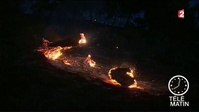 Bouches-du-Rhône : l'incendie de Port-de-Bouc est fixé