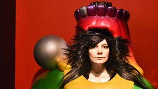 L'exposition Björk au MoMa de New York se tient jusqu'en juin 2015  (Sean Zanni/Patrick McMullan/SIPANY/SIPA)