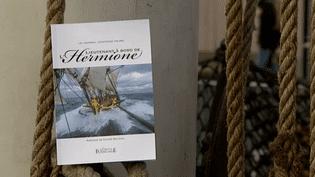 """""""Lieutenant à bord de l'Hermione""""  (France 3 / Culturebox)"""