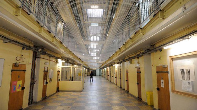 (La prison de Fresnes tente depuis trois mois l'expérience de regroupement des détenus radicalisés © SIPA/WITT)