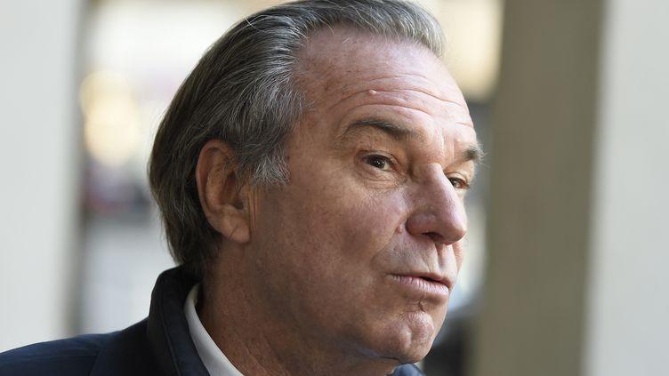 Renaud Muselier, président LR de la Région Sud Paca, le 5 janvier 2021 à Toulon. (NICOLAS TUCAT / POOL / AFP)