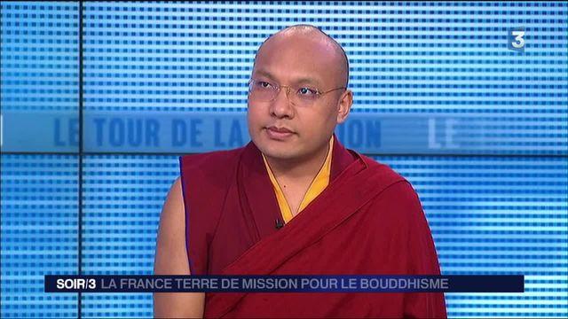 Le karmapa, successeur potentiel du dalaï-lama