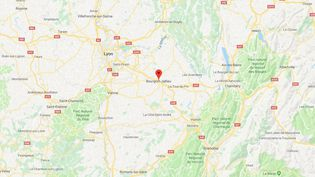Bourgoin-Jallieu, dans l'Isère. (GOOGLE MAPS)