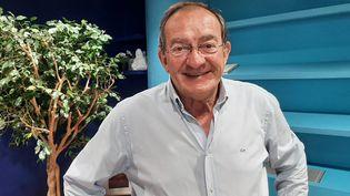 Jean-Pierre Pernaut, journaliste, ex-présentateur du JT de 13H de TF1. (SEBASTIEN BAER / RADIO FRANCE)