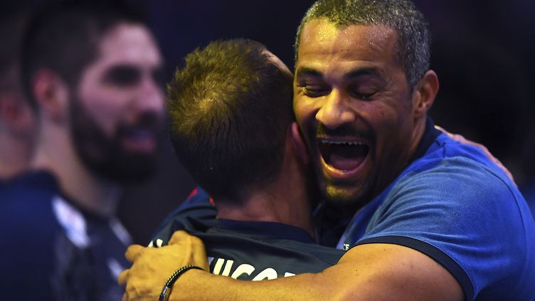 Didier Dinart (FRANCK FIFE / AFP)