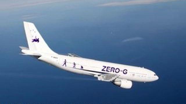 Le vol Zéro-G ouvert au grand public