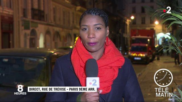 Explosion rue de Trévise : l'enquête se poursuit